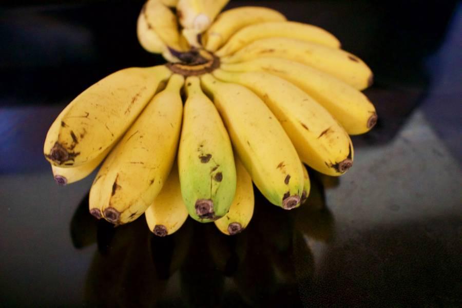 Bananas Cut The Crap Kitchen Costa Rica Produce